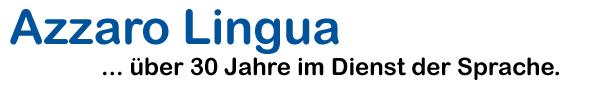 Azzaro-Lingua.de Firmenlogo