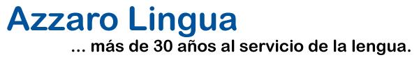 Azzaro-Lingua.de Logo de la empresa