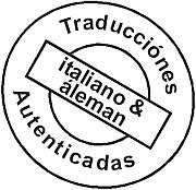 Traducciónes Autenticadas italiano y áleman