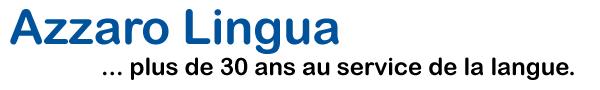 Azzaro-Lingua.de Logo de l'entreprise